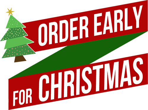 Order Now In Time for Christmas
